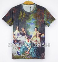 angels madonnas - New Summer Fashion Women Men Vintage Styles Angel Madonna Printed D T Shirt Short Sleeves Camisetas Casual Tee Shirts Tops