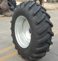 used tires - 18 Tractor Tires with High Rubber Content Made in China R Pattern Agricultural Tire Used for Tractors