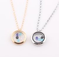 Cheap Locket Necklace Best Crystal Charms Necklace
