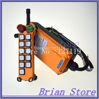Wholesale 5 Motion Speed Hoist Crane Truck Radio Remote Control System with Emergency Stop