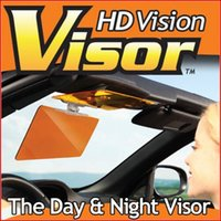 Wholesale HD Car Sun Visor Goggles Day And Night Vehicle With Box Package