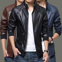Where to Buy Mens Leather Jackets Brown Color Online? Where Can I ...
