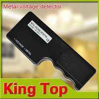Wholesale 2in1 Mini Professional Dual use Electronic Metal Voltage Detector Metal Voltage Detector Electronic Metal Detector