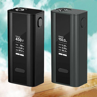 Wholesale Joyetech Cuboid W TC VW Mod Ecigarette Box Mod Supporting SS Coil fit Cubis tank vs evic vt vs evic vtc mini