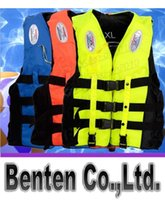 adult life jacket xxl - New Life Jackets Fashion Life Vest Rafting S M L XL XXL XXXL Adults Children Life Vest LLFA2116F