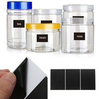 Wholesale 36pcs pack The Best Quality Chalkboard Blackboard Stickers Decal Craft Label Kitchen Jar Jam Label Tags Small Fit For Note