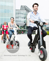 balancing bike wheels - New Chargeable electric self balancing skateboard one solo wheel electric moped scooter moped for sale bike vehicle bicycle