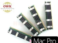 Wholesale OWK Original MACPRO Memory Mac Pro DDR2 FB Dimm GB GBx4 DDR2 PC2 ECC DDR2 w pple