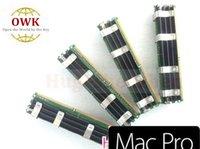 Wholesale OWK Original MACPRO Memory Mac Pro DDR2 FB Dimm GB GBx4 DDR2 PC2 ECC DDR2 w pple