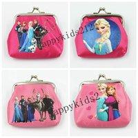 Cheap Purse Frozen wallet Best Unisex One-shoulder children wallet