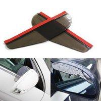 Wholesale Car Styling Universal Rain Shield Flexible Car Rear Mirror Guard Rearview Mirror Rain Shade Accessories