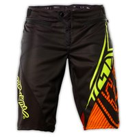 Wholesale TLD moto gp Sprint Race Shorts BMX Bike Moto MTB Short with pads NMOUNTAIN BIKE SHORT CYCLING Black