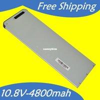 aluminum unibody laptop - BEST Laptop battery For Apple A1280 MB771 MB771 A MB771J A MB771LL A For MacBook quot Aluminum Unibody A1278 MAH