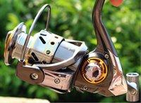 Cheap German Technology 12BB + 1 Bearing Balls 1000-6000 Series Spinning Reel Discount Hot Sale for Shimano Feeder Fishing reel pesca