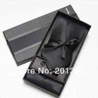 mens tie handkerchief - mens tie and handkerchief set men ties sets cufflinks hanky pocket square