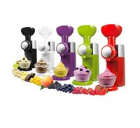 Wholesale Big Boss Swirlio Frozen Fruit Ice cream Dessert Maker Magic Snack Maker w hot saleby free DHL