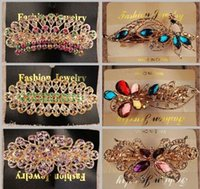 Wholesale 2015 Crystal Rhinestones Hairpin Hair clip hair barrette fashion Hair Clips Hair Jewelryclips hair claw clip hair accessories for women