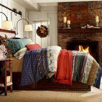 Cheap Warm comfortable sanding bedding set kids,full queen cotton cartoon deer double home textile bed sheets pillowcase quilt cover