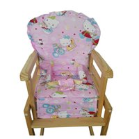 Wholesale Kids Dinning Chair Cotton Pad Cotton Mattress For Eating Chair For Children Keep Baby In Safety Can Made by Order