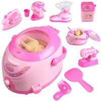 appliance pictures - Christmas gifts Child toy set mini appliances girl baby sooktops series attention The price is for pieces in the picture