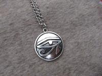 egyptian jewelry - 20pcs Vintage Egyptian jewelry Eye of Horus Egyptian Jewelry Hieroglyph Charm