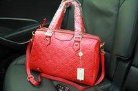 purses brand name - Hot hight quality Fashion famous brand name Killer package shoulder purses bags for women designers women Floral handbags Handbag