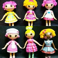 baby sister doll - ArielBaby New Big Size Baby Toy Lalaloopsy Little Sisters Happy Angel Cartoon Anime Brinquedos Doll Action Figure About cm quot