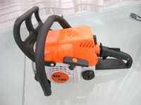 Wholesale NEW MS180 Chainsaws gasoline Chain Saw imports Saws Cutting Machine Sawmill Logging saws Factory outlets KW cc quot and quot Guides