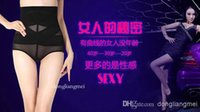 slimming pants shaper - 60pc Plus size Shapewear Panties With Bone Women s High Waist Tummy Body Shaper Slimming Pants Z331