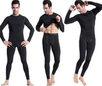 athletics singlet - Gym Clothing Quick dry Sportswear Men s Athletic Long Sleeve Training Slim Jogging Stringer Bodybuilding Tight Singlet Exercise Fitness Wear