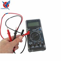 ac dc electricity - New electricity multimetro Digital Multimeter LCD AC DC Multimeter digital professional tester
