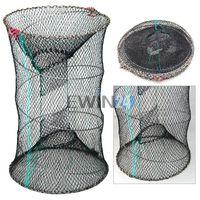 Cheap Crab Crayfish Lobster Catcher Pot Bait Trap Fish Net Eel Prawn Shrimp Live Bait Hot Selling