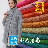 bali fabrics - Special Offer Top Casual Jersey Full The Supply Of New Woollen Fabrics And Women s Spot Color Colorful Bali Island