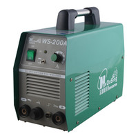 Wholesale Inverter DC TIG MMA Welding machine WS A single phase TIG MMA Welder tig mma welding equipment