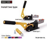 Wholesale High Quality HYDRAULIC RACING DRIFT HAND BRAKE HANDBRAKE DRIFTING RALLY E BRAKE LEVER Default color is GOLD TK B11001 GL