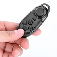 Wholesale Accessories Parts Remote Control in Universal Wireless Bluetooth Android Remote control Controller for Music Game Autodyne smartphone
