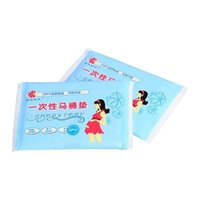Wholesale 1 Pack Disposable Paper Toilet Seat Covers For Camping Travel
