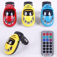 beetle radio - Beetle MP3 Radio Player Handfree FM Transmitter Modulator Car Charger Mobile Phone Car MP3 Player with Remote SD MMC Card Slot Control
