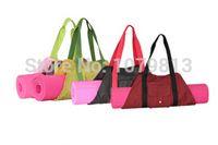 Wholesale Canvas bag portable fashion yoga bag yoga mat bag