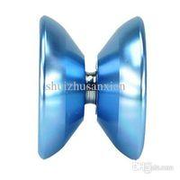 Wholesale Magic YOYO T5 Alloy Aluminum Professional Yo Yo Toy in Light Blue Color