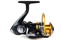 Cheap Free shipping Good EX Fishing Reels spinning reel with metal spool Spinning Wheel Fishing Tackle Front Drag Spinning Reel 5BB