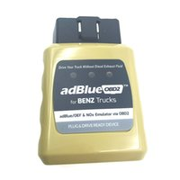 Wholesale AdblueOBD2 adBlue DEF and NOx Emulator via OBD2 Plug and Drive Ready Device Drive truck without Diesel Exhaust Fluid