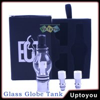 Cheap Replaceable Glass Globe Tank Best 2.0ml Glass Dry Herb