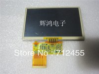 Wholesale inch LCD Screen TOUCH Panel digitizer LTE430WQ F0C LTE430WQ Display for tomtom go GPS Display