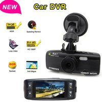 advanced recorder - Original Brand x1080 Shadow GT550WS Car DVR Recorder With GPS Logger Advanced WDR P FPS Degree G Sensor