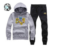 Wholesale High quality set of head hoody suit new BILLIONAIRE BOYS CLUB BBC Hoodie hip hop clothes clothing