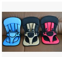 Wholesale High Quality Baby Car Seat Portable Child Safe Car Seat adjustable Kids Safety Car Seat