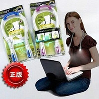 Wholesale Book light Led Ebook Light Mini Flexible Bright Book Reader Reading Desk Lamp