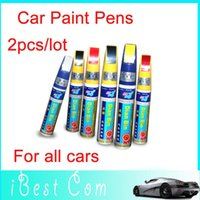 Cheap Car paint Scratch Repair Cover Remover Fix Seal Mend Pens for HONDA civic CRV SPIRIOR apeugeot Chevrolet wholesale F hot selling