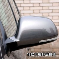 Wholesale 13 paragraph Octavia big vision mirror big ears with heated mirrors factory primed